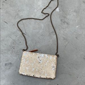 J. Crew Sequin Bag